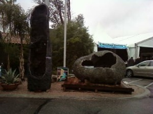 Here Are Some Really Big Rocks From Tucson