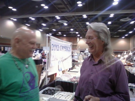 Steven Rosley and David Geiger Discussing Star Sirius