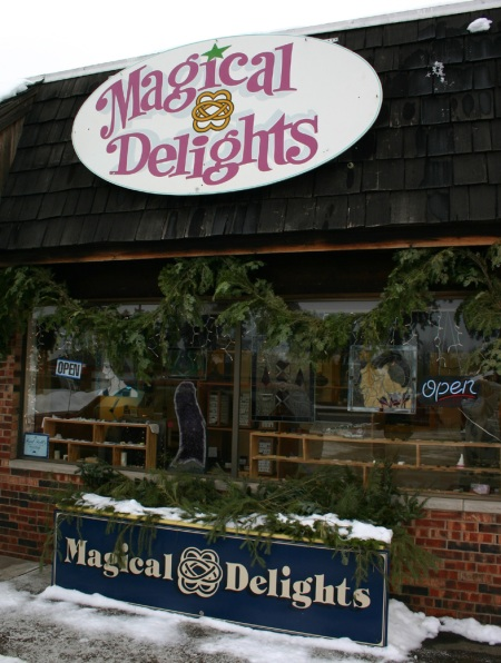 Magical Delights Retail Store