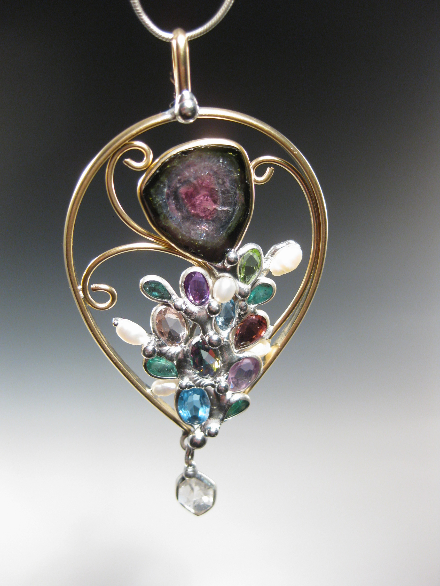 March 2011 handcrafted jewelry by magicaldelights for Sugarloaf craft festival nj