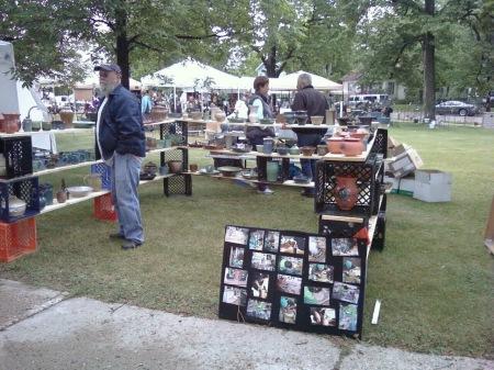 More Vendors - Pottery
