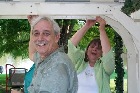 Jim and Vicki Rocker at Schaumburg Septemberfest
