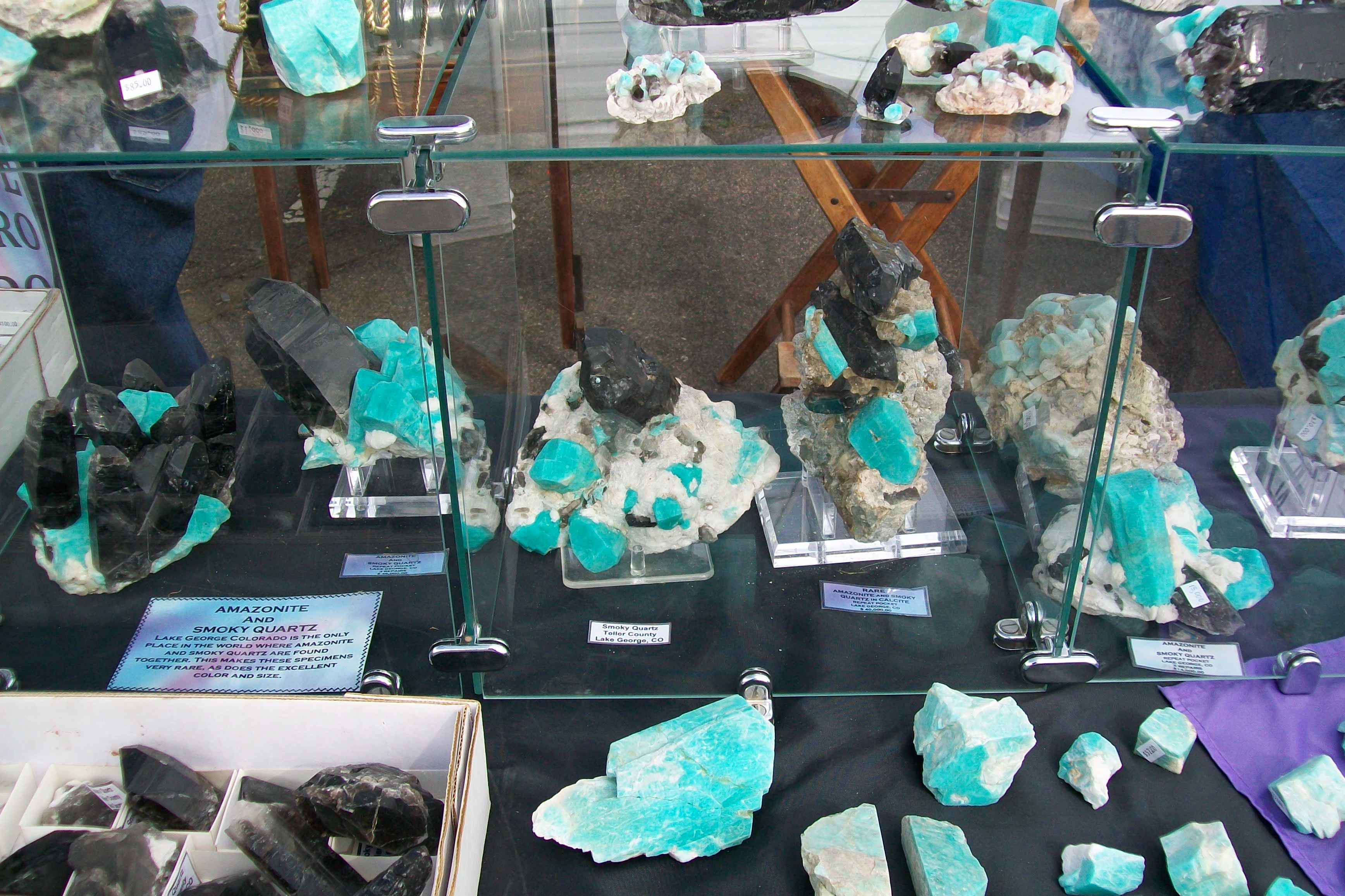 Denver gem and mineral show handcrafted jewelry by for Denver gem and jewelry show 2018